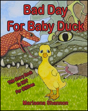 Bad Day for Baby Duck Storybook