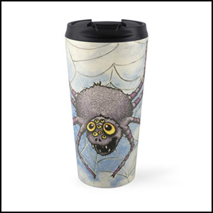 Mellie Spider Travel Mug